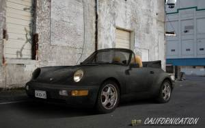 Californication Porsche