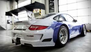 Facebook Porsche 911 GT3 R Hybrid