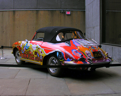 Porsche Panamera 4S >> Janis Joplin Porsche 356 convertible | Porsche Mania