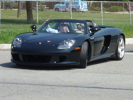 Jerry Seinfeld S 2004 Porsche Carrera Gt Is For Sale