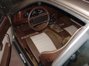 Porsche 928 Weissach Edition Interior