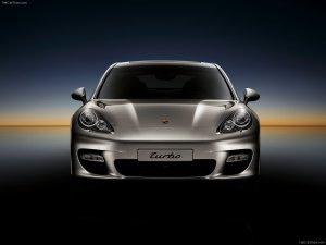 2010 Porsche Panamera Turbo