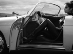 porsche_356_speedster_and_girl_wallpaper_g003