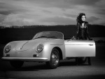 porsche_356_speedster_and_girl_wallpaper_g004