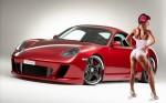 Porsche_GT3_and_girl