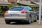 Porsche Panamera rear view