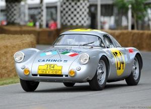 1953 Porsche 550 Coupé