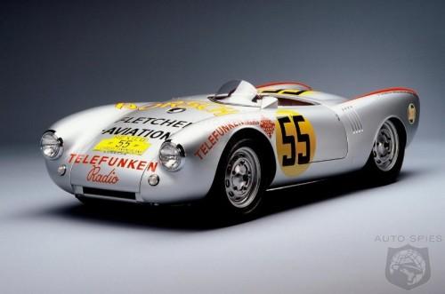 1953 Porsche 550 RS Spyder