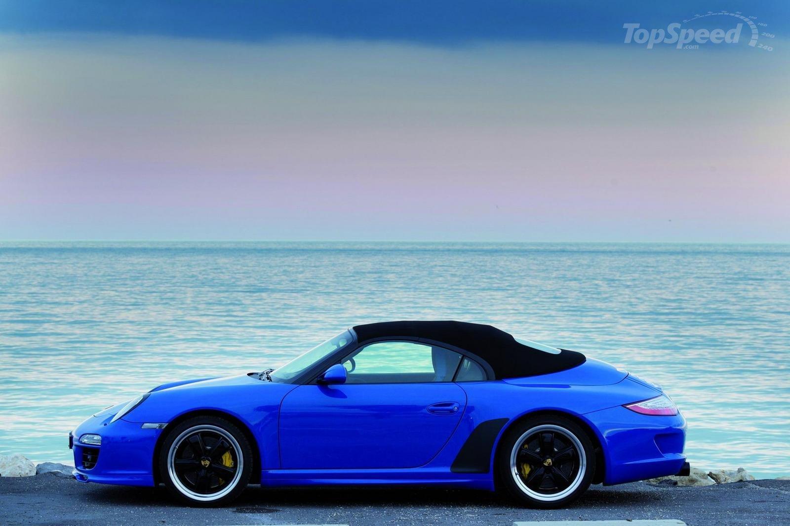 2010 Porsche 911 Speedster | Porsche Mania