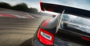 2010 Grey Black/Guards Red Porsche 911 GT3 RS