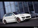 2011 TopCar Porsche Cayenne Vantage GTR 2 Front And Side 1280x960