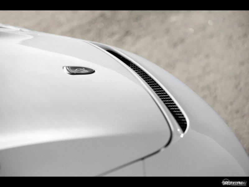 2011 TopCar Porsche Cayenne Vantage GTR 2 Hood Vents 1280x960