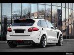 2011 TopCar Porsche Cayenne Vantage GTR 2 Rear Angle 1280x960