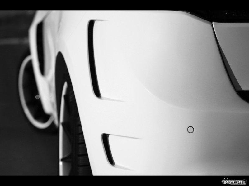 2011 TopCar Porsche Cayenne Vantage GTR 2 Rear Vents 1280x960