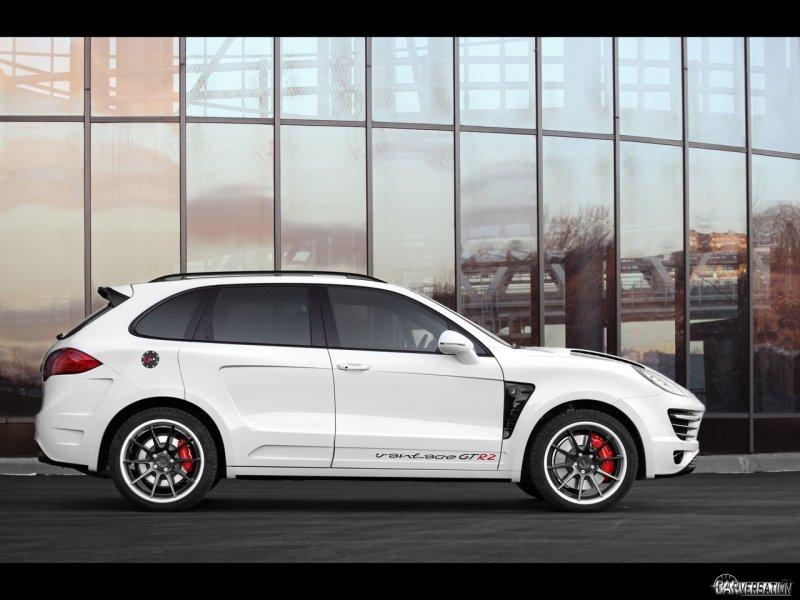 2011 TopCar Porsche Cayenne Vantage GTR 2 Side 1280x960