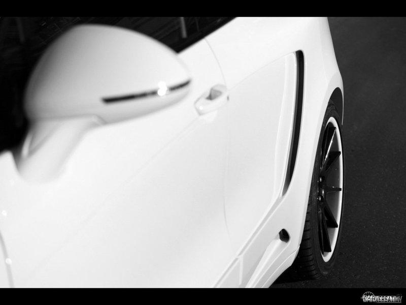 2011 TopCar Porsche Cayenne Vantage GTR 2 Side Vent 1280x960