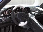 2011 Porsche Carerra GT Gemballa Mirage GT Matte Blue 1024x768 Interior