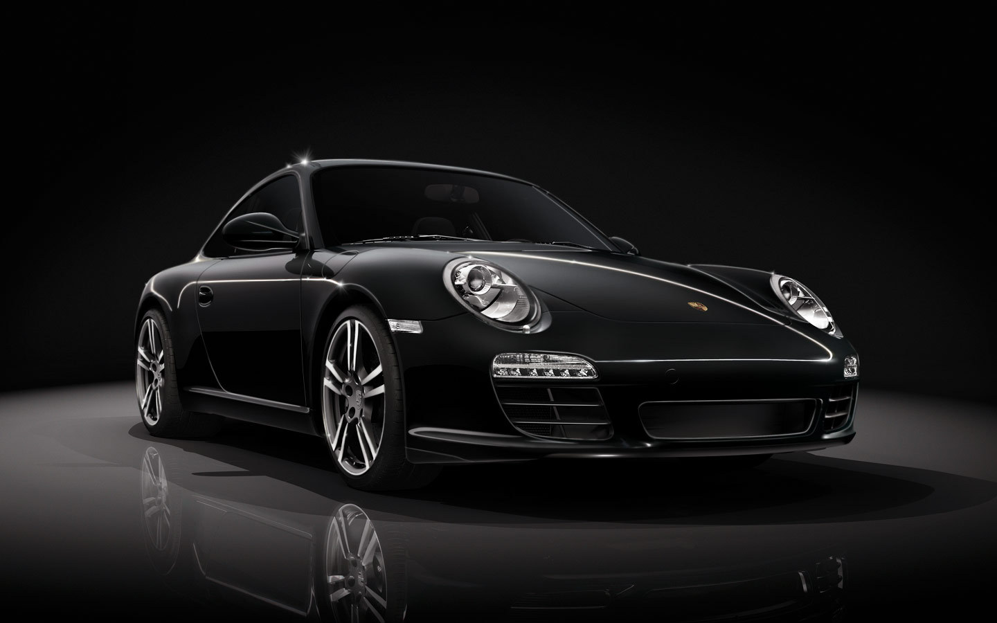new porsche 911 black edition porsche mania. Black Bedroom Furniture Sets. Home Design Ideas