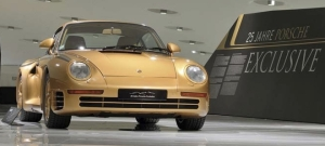 Anniversary Porsche Exclusive