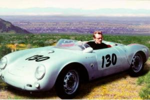 James Dean Dies In Porsche 550 Spyder