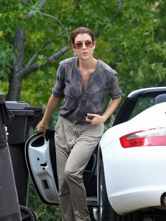 Kate Walsh Porsche 911 Carrera 996