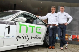 Lammers and Bastiaans team up in HTC Dutch GT4