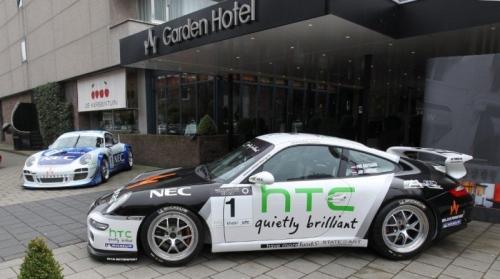 2011 HTC Porsche 911