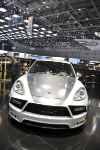 Mansory Porsche Cayenne Turbo
