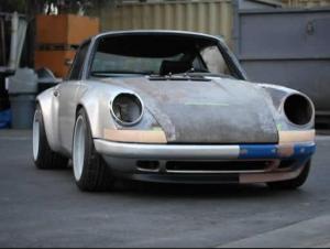 Porsche 911 Singer Design production