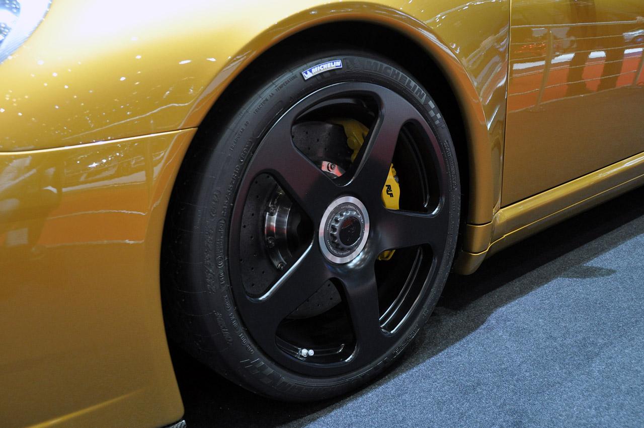 Porsche : 930 911 TurboRUF