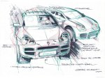 Porsche Cayenne 2003 1600x1200 wallpaper