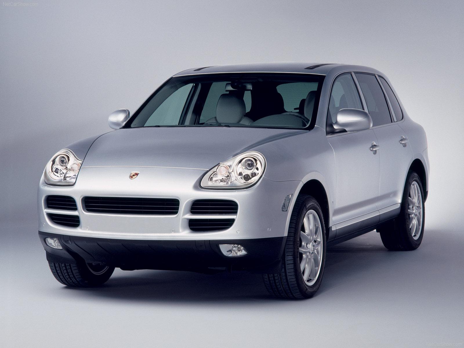 2004 Cayenne Porsche Mania