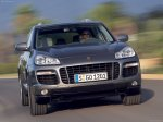 Umber Metallic Porsche Cayenne 2008 1600x1200 wallpaper