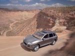Umber Metallic Porsche Cayenne 2008 1600x1200 wallpaper