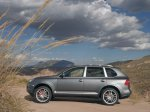 Metallic Porsche Cayenne 2008 1600x1200 wallpaper