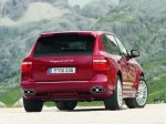 Red Porsche Cayenne GTS 2008 1600x1200 wallpaper