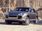Umber metalic Porsche Cayenne S 2004 1600x1200 wallpaper