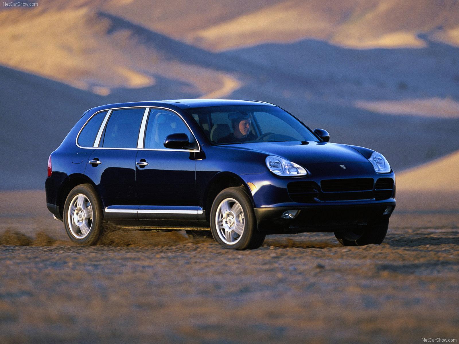 2004 Cayenne S Porsche Mania