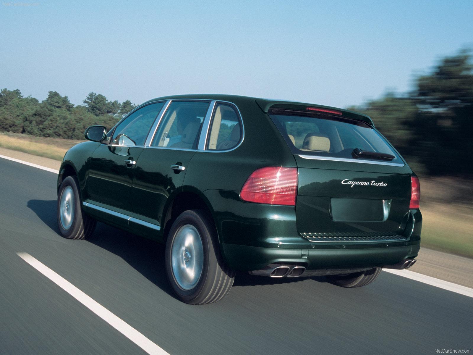 2003 Cayenne Turbo