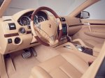 Umber metalic Porsche Cayenne Turbo S 2006 1600x1200 wallpaper