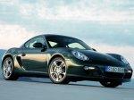Grenn Porsche Cayman S 2009 1600x1200 wallpaper