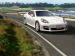 Carrara White Porsche Panamera 2010 1600x1200 wallpaper