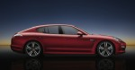 Ruby Red Metallic Porsche Panamera 2011 3000x1560 wallpaper