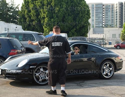 Celebrity Car Porsche Mania