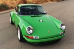 Singer Racing Green Porsche 911