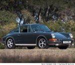 Steve McQueen 1970 Porsche 911s